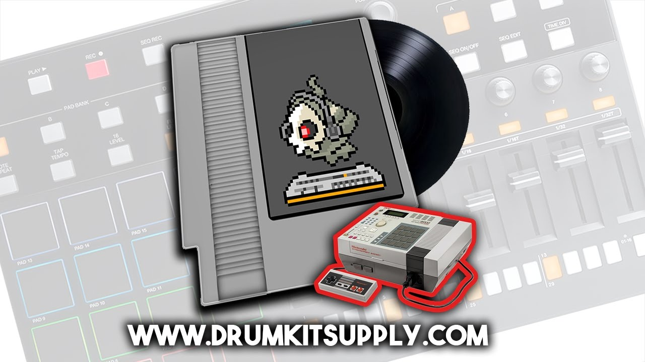 ILLtendo 3 Sample Pack [DrumKitSupply] FL Studio Sample Pack ...
