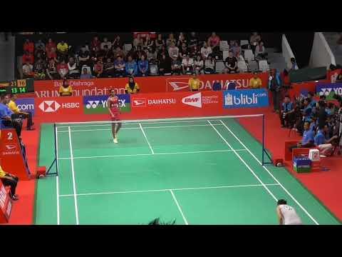 Saina Vs PV Sindhu final - Bandminton