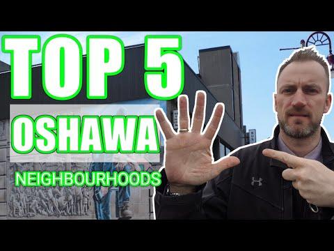 TOP 5 Best Neighborhoods In Oshawa Ontario