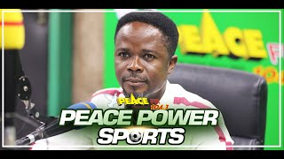 PEACE POWER SPORTS REVIEW (23/01/2020)