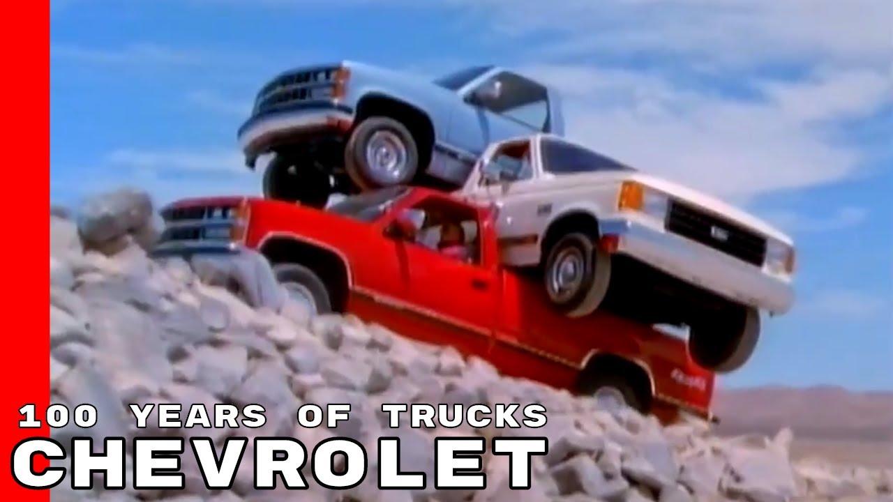 Chevrolet Celeting 100 Years of Trucks - YouTube