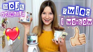 Moja kolekcja świec i wosków zapachowych do pokoju | CookieMint