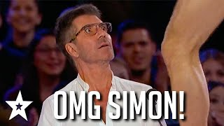 Simon Cowell CAN'T BELIEVE His Eyes! Impressive Auditions on AGT | Got Talent Global