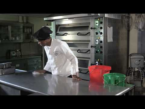 Cleaning And Sanitizing - Foodservice