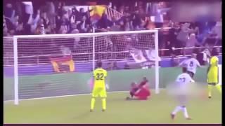 هدف سفيان فيغولي ضد جينت - بلجيكا 20/10/ 2015 HD  رابطة الأبطال الأروبية 20/10/ 2015