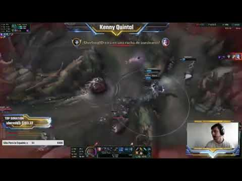 Exchange LOL with everyone 13082019 #2- Kenny Quintal