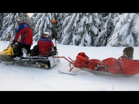 [Doku] die nordreportage - Die Retter im Schnee [HD]