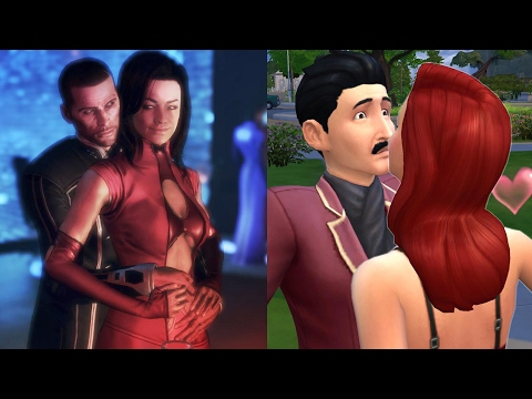10 games that represent love in a very weird way