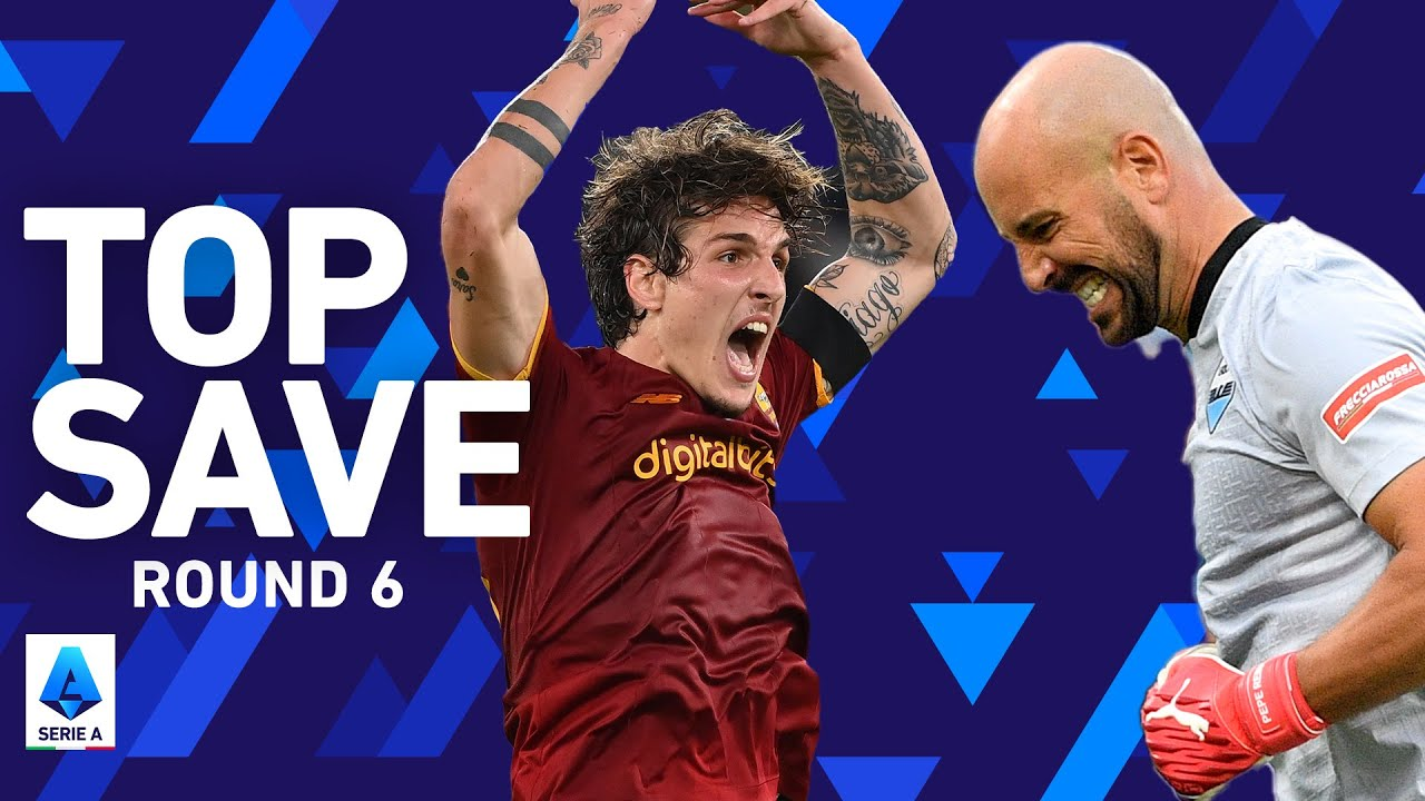 Reina makes FANTASTIC save on Zaniolo's shot!   Top Save   Serie A 2021/22