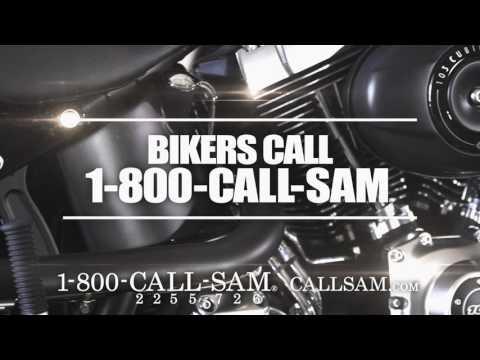 Lawyers Who Ride - 1-800-CALL-SAM