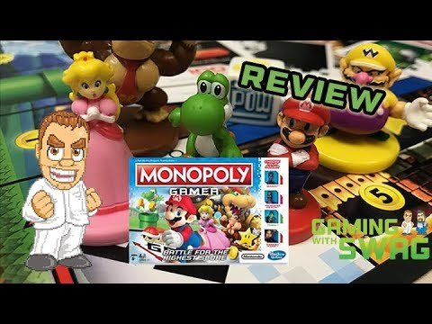 Monopoly Gamer & Power Pack Expansion - Unboxing and Review - Gaming With Swag