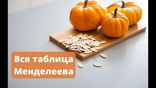 Что произойдет с Вашим телом, если каждый день есть семена тыквы?