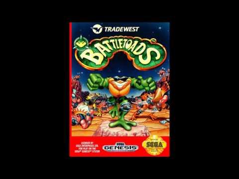 Sega battletoads саундтреки