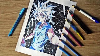 Speed Drawing - Killua Zoldyck  ( HunterxHunter )