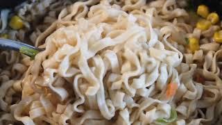 Yakisoba instant ramen noodles Savory Soy Sauce flavor