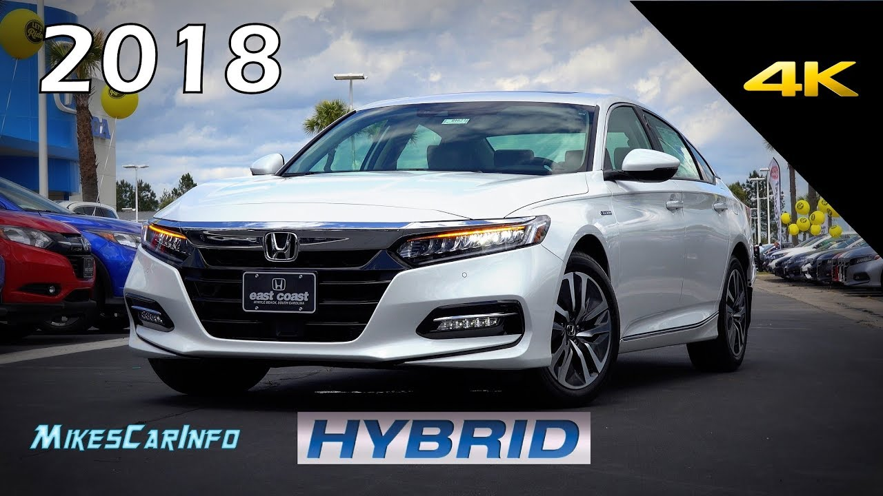2018 Honda Accord Hybrid Touring Ultimate In Depth Look 4k