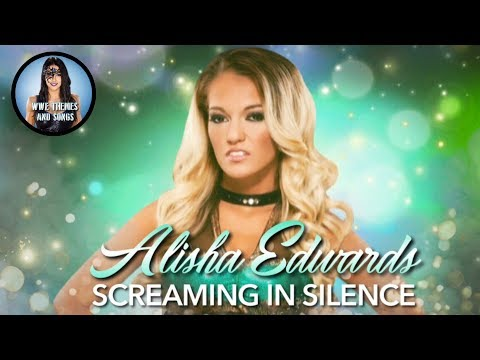 Alisha Edwards - Screaming In Silence (Official Theme)