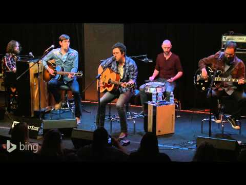 Will Hoge - Even If It Breaks Your Heart (Bing Lounge)