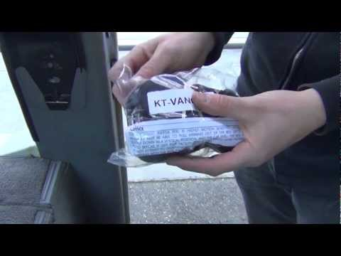 GoWesty : Installing Front Seat Belts (KT-VANO) In Your Vanagon