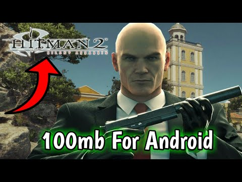 [105mb] Game Like Hitman 2 On Android | With High Graphics