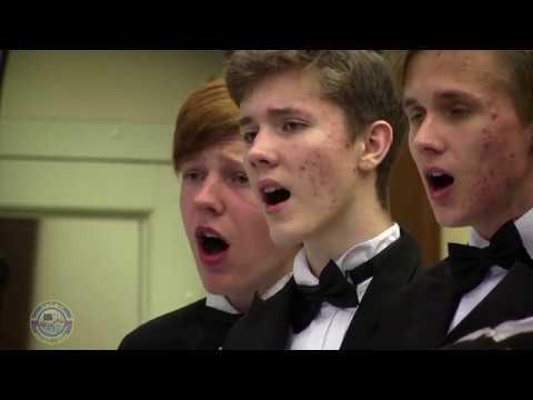 Рябина - А.Колкер - Moscow Boys' Choir DEBUT