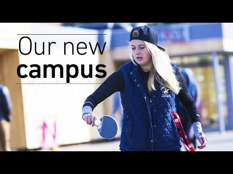 Staffordshire University: The New Stoke-on-Trent Campus