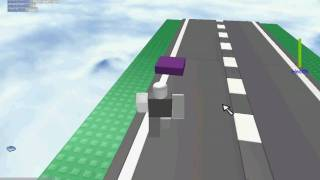 Roblox - Cop drunk driving Caught on tape