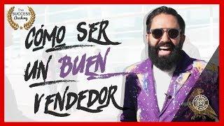 Cómo Ser un Buen Vendedor (Carlos Muñoz - Halcones de Venta)
