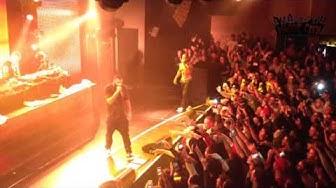 THE GAME - Live @ Gibson Club, Frankfurt 2014