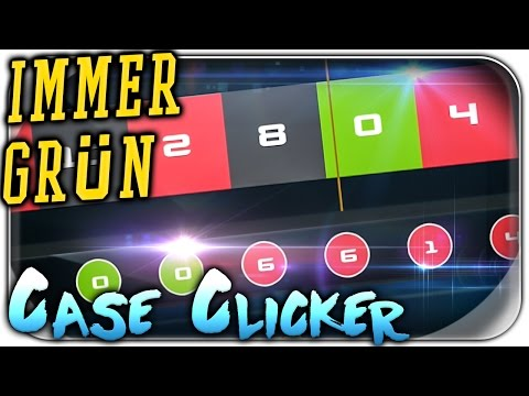 IMMER GRÜN IM CASINO ROULETTE | CSGO Case Clicker Let's Play | Simulator Deutsch German