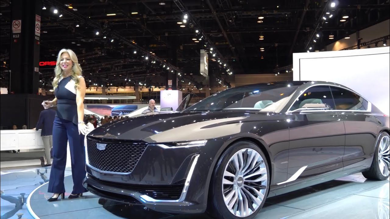 2020 Cadillac Escalade Twin Turbo V16 Luxury Sedan Concept ...