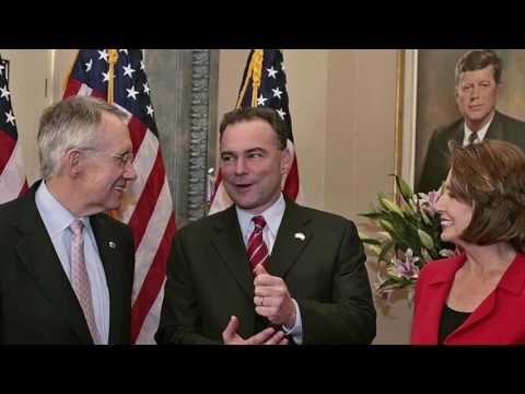 How Corrupt Is Hillary Clinton's Potential VP, Tim Kaine?