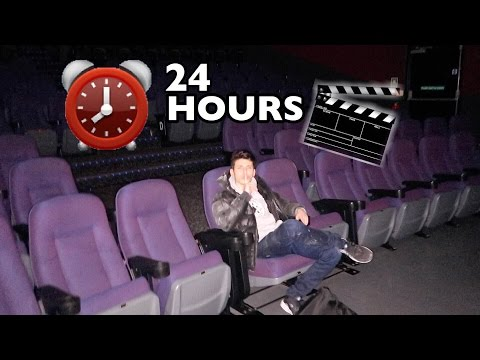 24 HOUR OVERNIGHT In CINEMA FORT!