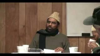 Ahmadiyya Missionary Imam Inam-ul- Haq Kauser Class - 02/14/2009 Extra Footage