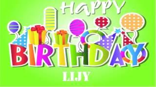 Lijy   Birthday Wishes
