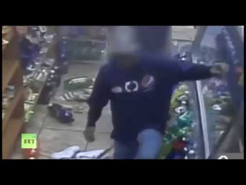 Rapper shot in Bronx store (GRAPHIC VIDEO)
