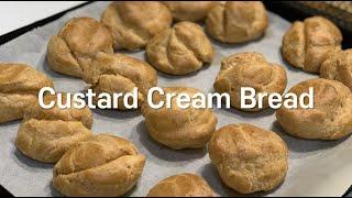 슈크림빵 만들기 실패..... | 홈베이킹Vlog | …