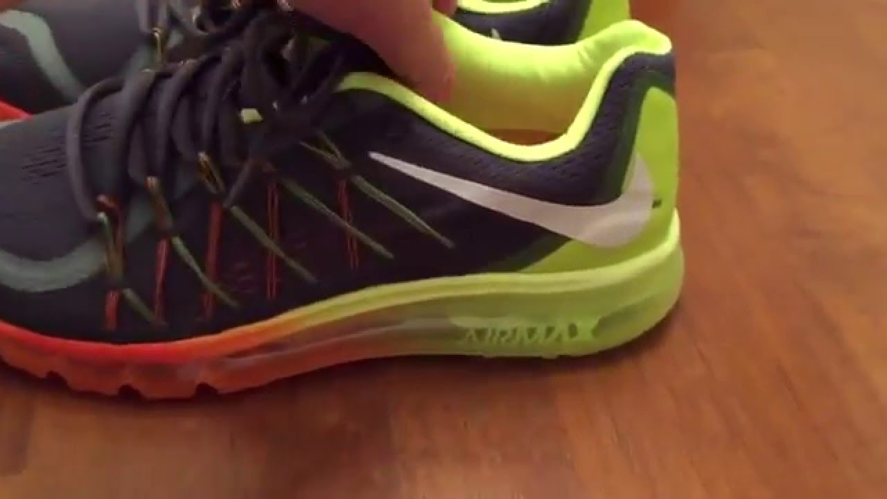 060bf02a1580 2015 perfect replica Nike Air Max Flyknit Review - YouTube