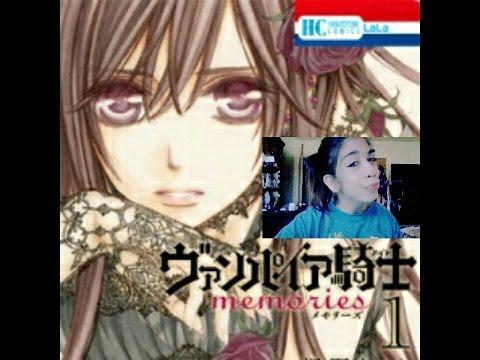 Vampire Knight Memories New Manga For Vampire Knight Franchise!