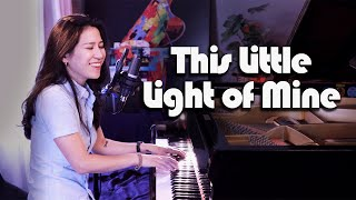 This Little Light of Mine (Children's Gospel Music) Vocal and Piano Worship