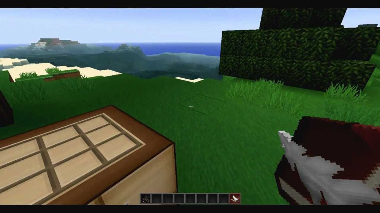 How To Make A Book Quill In Minecraft : Minecraft tutorial how to make book and quill from