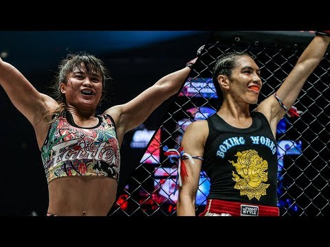 Stamp Fairtex vs. Janet Todd 2 | Top Bouts | ONE Full Fights