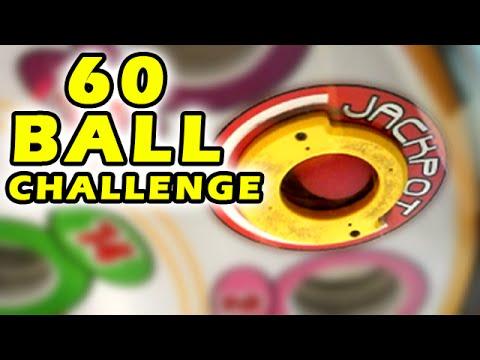 Slam a Winner Extreme 60 Ball Jackpot Challenge | Arcade Nerd | Matt3756