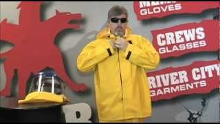 MCR Safety - 2603 Hydroblast Rain Suit