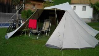 Camping Grosswalsertal, Raggal