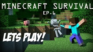 Minecraft Lets Play Part 6 -Adam