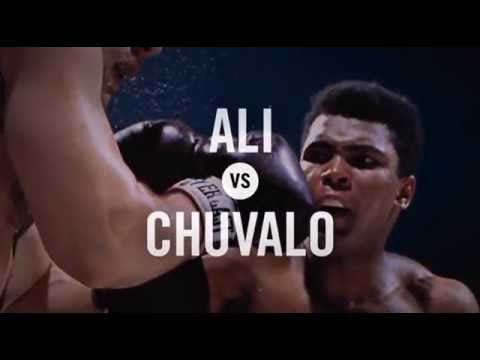 George Chuvalo (Facing Ali)