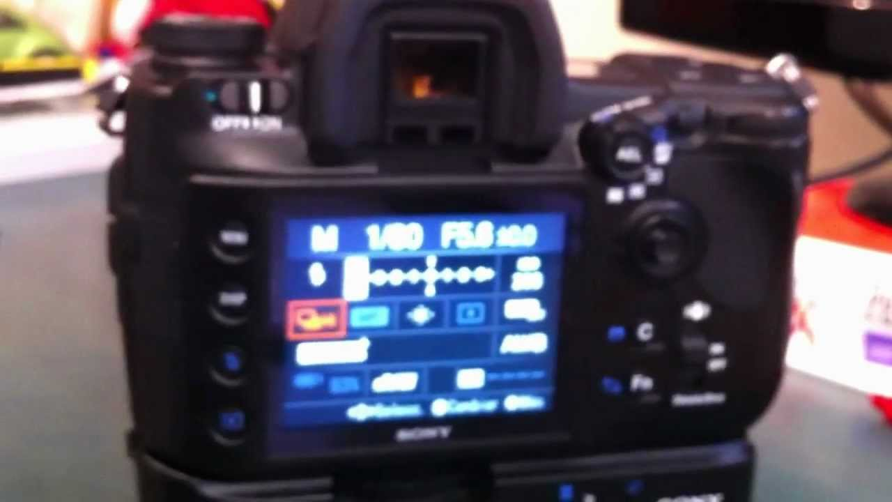 Sony updates firmware for dslr-a900 and dslr-a850: digital.