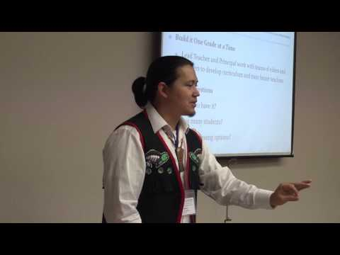 Lance Twitchell - TLINGIT LANGUAGE IMMERSION SCHOOL