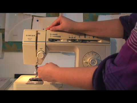 Sewing Basics 40 How To Thread Your Machine YouTube Extraordinary Simplicity Fashion Pro Sewing Machine